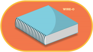 wire book printing