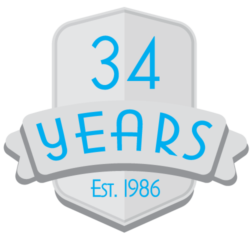 34YearsBadge